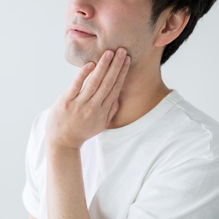 顎関節のイメージ写真